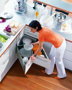 10 идей для маленькой кухни - Home and Garden