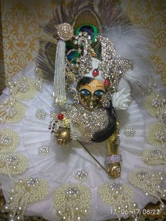Krishna ji poshak dress