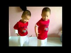 Babies dancing Gangnam style compilation
