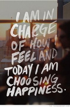 Quotes About Happiness : QUOTATION – Image : Quotes Of the day – Description I am in charge of how I feel and today I am choosing happiness Sharing is Power – Don't forget to share this quote ! https://hallofquotes.com/2018/03/12/quotes-about-happiness-i-am-in-charge-of-how-i-feel-and-today-i-am-choosing-happiness-5/