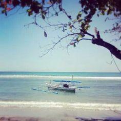 Tondano beach