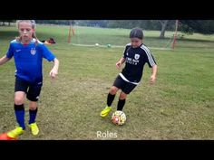 Why are dribbling basics important for U6 - U12 youth soccer players?