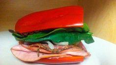 Sandwich-de-agie