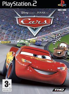CARS PlayStation 2 GAME DISNEY - PIXAR PS2