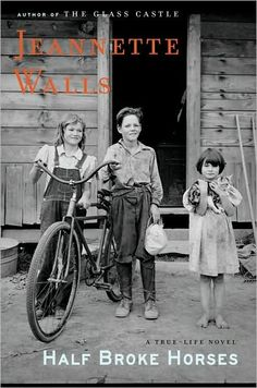Another great book by Jeannette Walls.