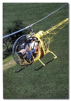 Safari Helicopter - out of Osh Kosh, WI.  $185,000.