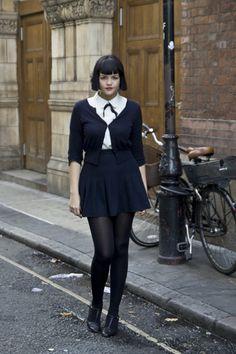 Tessa Kuragi in East London © Maren Michaelis