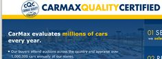 "CarMax Plays ""Used Car Recall Roulette"" By Selling Potentially Dangerous Vehicles http://consumerist.com/2015/08/25/carmax-plays-used-car-recall-roulette-by-selling-potentially-dangerous-vehicles/ 