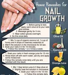 Remedies for Nail Growth Natural Home Remedies for Nail Growth. Use these home remedies to grow your nails, fast and strong.Natural Home Remedies for Nail Growth. Use these home remedies to grow your nails, fast and strong. Top 10 Home Remedies, Natural Home Remedies, Home Remedies Beauty, Home Health Remedies, Herbal Remedies, Nail Growth Tips, Fast Nail Growth, Ongles Forts, How To Grow Nails