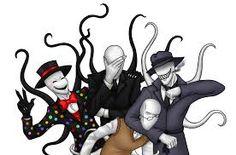 Slenderman, Splenderman, Trenderman, and Offenderman