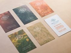 Cards / Good design makes me happy: Project Love: Tabarka — Designspiration Unique Business Cards, Business Card Logo, Business Card Design, Business Ideas, Graphic Design Layouts, Graphic Design Illustration, Brochure Design, Typography Inspiration, Graphic Design Inspiration