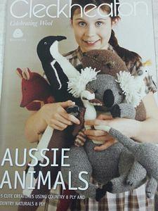 Aussie Animals book 977