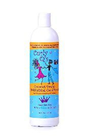 Great hair products for kids with curly hair