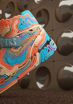 Players & Posers – Sneakers 3D por Chris Labrooy