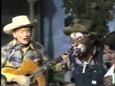 Randy Atcher, Cactus Tom Brooks, T-Bar-V, WHAS-TV Louisville KY