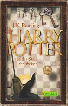 Lesekatzen Bücherblog: [REZENSION] Harry Potter und der Stein der Weisen ...
