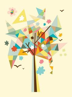 Origami Tree | Studio Ladybug