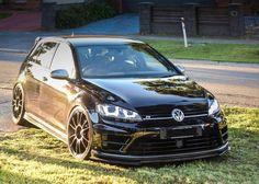 """boostaffection: """"Volkswagen Golf R MKVII """""""