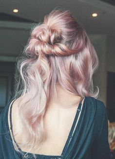 21 Rose Gold Hair Ideas . CherryCherryBeauty.com