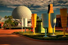 Epcot's Food and Wine Festival - always AMAZING!