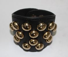 Find More Bangles Information about Free shipping pu skin black and brown with rivet classic bangel,High Quality shipping storage,China shipping pictures Suppliers, Cheap skin microphone from YiWu Giant Accessories Jewelry wholesale CO.,LTD on Aliexpress.com