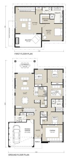 Home plans ideas small house layout ideas breeze large two storey house plans builder switch homes . home plans ideas Small House Layout, House Layout Plans, Dream House Plans, House Layouts, House Floor Plans, The Plan, How To Plan, Two Storey House Plans, 2 Storey House