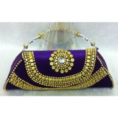 Online Shopping for Blue clutch | Clutches | Unique Indian Products by the desi soul - MTHE 16962455790