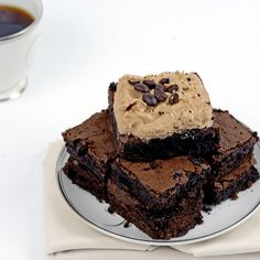 Grain Free Espresso Brownie