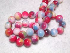 Candy Jade Beads