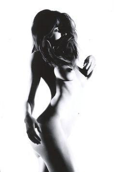 Miranda Kerr - Industrie #4 by Willy Vanderperre, 2011