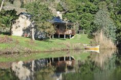 Rawsonville, Western Cape - Rivers Edge Accommodation at Kleinberg farm, Breede River