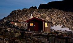Hut to hut hiking in Norway