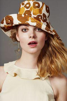 aktuelle modetrends sonnenhüte sonnenhut damen