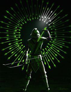 75 Arrows by Brakkenimation