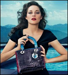 French Girl in Seattle  Deconstructing the French Woman  Marion Cotillard.  That handbag. 488aa81171a