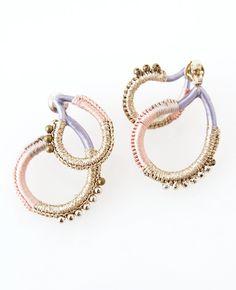 SHINGO MATSUSHITAP13S14 earrings