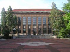 Hatcher Graduate Library, Ann Arbor, Michigan