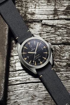 For workers on the tracks, the very first OMEGA Railmaster was a dependable tool - thanks to its revolutionary anti-magnetic innovation. Today's models are 15 times more resistant and still just as attractive.
