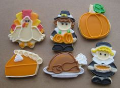 Thanksgiving Minis