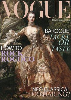 ~Baroque Vogue | The House of Beccaria#