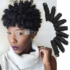 Popular In USA Crochet braids synthetic curlkalon saniya curl hair extension 10inch ombre grey color bug curly braids UK 20roots/pack 5packs make head - USD $7.92 ! HOT Product! A hot product at an incredible low price is now on sale! Come check it out along with other items like this. Get great discounts, earn Rewards and much more each time you shop with us!