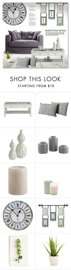 """Vintage Delight"" by milica1940 ❤ liked on Polyvore featuring interior, interiors, interior design, home, home decor, interior decorating, Southern Enterprises, Global Views, Eichholtz and Pier 1 Imports"