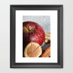 Buy Taste of Winter Framed Art Print by Christine baessler. Worldwide shipping available at Society6.com. Just one of millions of high quality products available.