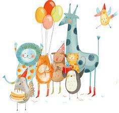 Birthday Party! - Kristyna Litten