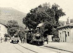 1895 Hereke Hicaz Treni İzmit Natali Avazyan arşivi