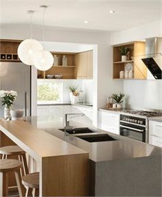 Butlers Laundry - Pantry & Laundry combined Top 5 Kitchen & Living Design Trends for 2014