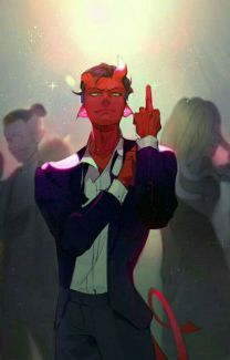 If that middle finger wasn t there this would be cool but it s badass # Monster Prom, Anime Lindo, Image Manga, Arte Horror, Boy Art, Character Design Inspiration, Fantasy Characters, Anime Guys, Anime Demon Boy