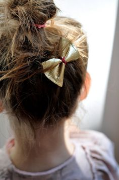 the littles - great hair accessories for girls!