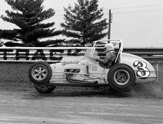 Dirt Track Racing, Sprint Cars, Vehicles, Vintage, Off Road Racing, Car, Vintage Comics, Vehicle, Tools