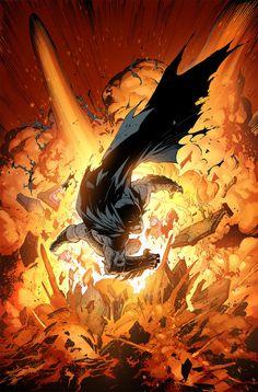 Batman by Greg Capullo                                                       …